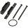 Verblockungsset inkl. 2 Schrauben, O-Ring FUTURA, BG1 G1/4 G3/8