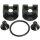 Koppelpaket für Verteiler schmale Ausführung, inkl. O-Ring, BG 3