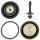 Verschleißteilesatz, Druckregler pneum. ferngest. multifix, BG5
