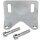 Halterbefestigung, für Hochdruckregler 60 bar, G 1