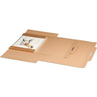 Kalenderverpackung zum Wickeln, A2, 620x420x10mm