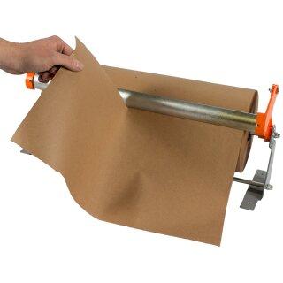 Packpapier Tisch-Abroll-Halter, 600mm, 1er