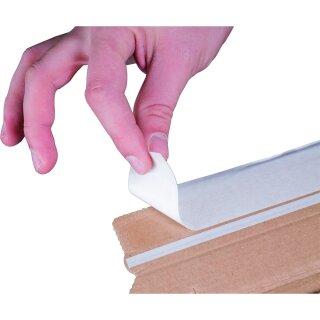 Buchverpackung. braun A5+, 249x165mm, 25 geb