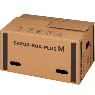 CargoBox Plus M 60x40x30cm, 72L, 2-wellig