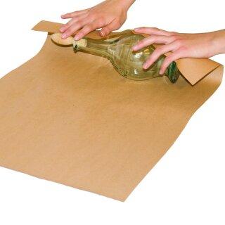 Packpapierrolle, braun, 0,7 x 12m, VE 16